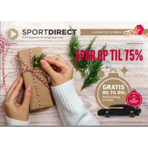 SportDirect Firmagaver 2019
