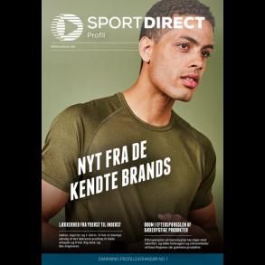 SportDirect Profilkatalog
