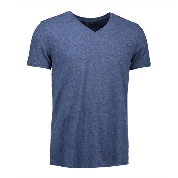 ID T shirt V hals Herre 0542